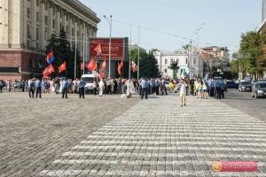 харьков, митинги, пророссийский, проукраинский