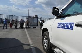 Россия, ОБСЕ, граница, Украина, юго-восток, Донбасс, наблюдатели, ДНР, Луганск, ЛНР, АТО, Нацгвардия
