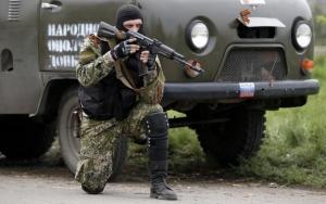 АТО, Минообороны Украины, Восток Украины, боевики
