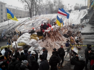 Киев, евромайдан, активисты, госпереворот, Украина