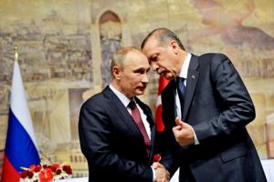 сирия, идлиб, турция, война, эрдоган, путин