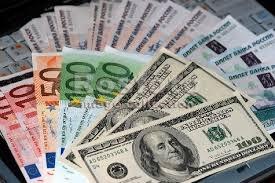 доллар, евро, гривна, рубль, курс валют, НБУ, межбанк