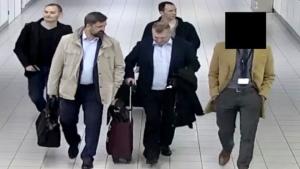 смотреть кадры, фото, россия, гру, шпионов поймали, глупые шпионы, провал операции, новости нидерландов, новости голландии, скрипаль, мн-17, сирия, химатака