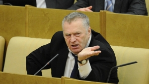 жириновский, ЛДПР, депутаты, политика, конфликт, зал заседания, россия, госдума