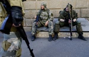 Донецк,  штурм, ЛНР, ДНР
