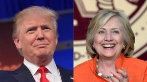 сша, политика, общество, клинтон, трамп, выборы