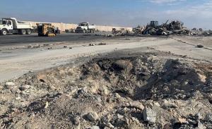 иран, удар по базе, Эйн-аль-Асад, америка, сша, ирак сегодня, ближний восток