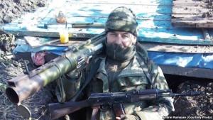 """АТО, Донбасс, Террористы, """"ЛДНР"""", Российская агрессия, Наемники, Андрей Камаев"""