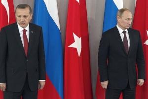 Россия, Сочи, Турция, Владимир Путин, Казус, Стул, Реджеп Эрдоган