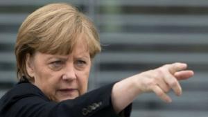 Меркель, Путин, сепаратисты