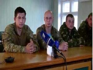 лнр, плен, луганск, военнослужащие