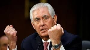 рекс тиллерсон, ответные санкции, санкции против РФ, высылка дипломатов, 1 сентяря, ответные мер, новости сша, новости россии