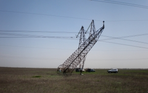 Крым, новости Украины, аннексия, Россия, электричество, подрыв, лэп