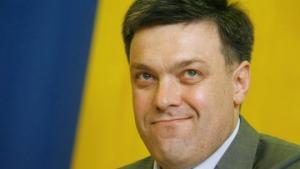 Тягнибок, Свобода, АТО, Донбасс, разрушение, восстановление, финансирование,