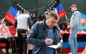 роман безсмертный, выборы на донбассе, переговоры в минске, политика, украина