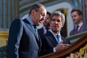 Лавров, Керри, политика, США, МИД РФ, экономика, общество