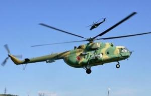станица луганская, госпогранслужба, вертолет, ми-8