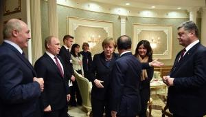 Минск, переговоры, мир в Украине, Порошенко