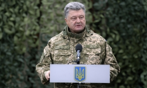Краматорск, Славянск, Президент Украины, Годовщина, Освобождение