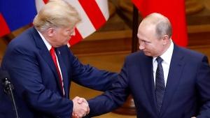 трамп, путин, сирия, донбасс, крым, санкции, сша, россия