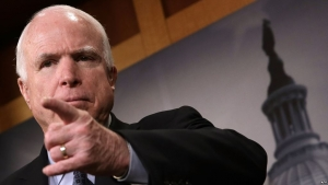Джон Маккейн, Сенат, США, Летальное оружие, Украина, Патрик Шанаган, Замминистра обороны, Видео