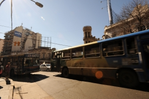 аргентина, дтп, столкновение автобусов