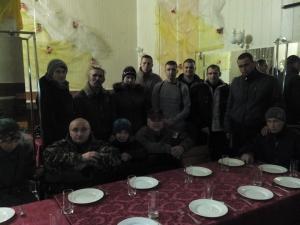 Донецк, ДНР, плен, освобождены, киборги, защитники, мамы