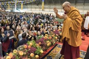 Далай-Лама, семинар буддистов в Риге, новости Украины, Латвия
