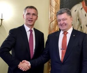 Украина, Мюнхен, Петр Порошенко, политика, общество, Йенс Столтенберг, безопасность, реформы, оборона, НАТО