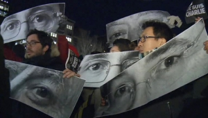 Charlie Hebdo, Париж, Франция, вандалы, происшествия, теракт, политика, общество