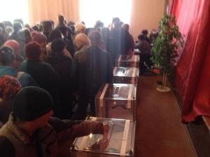 выборы днр и лнр, донбасс, юго-восток украины, происшествия, новости украины, донецк, харцызск, общество, донецкая область