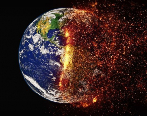 ученые, человечество, Земля, углекислый газ, гибель, радиация