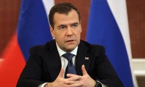 медведев, санкции, россия, введение, сша