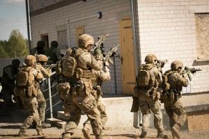 Сили специальных операций Украины, Армия, НАТО, Учения, Степан Полторак
