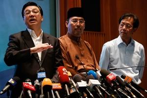 малайзия, крушение боинга-777, донецк, торез, происшествия, криминал, Лиоу Тионг Лай, юго-восток украины