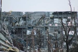 донецк, аэропорт, происшествия, восток украины, новости украины, днр, армия украины
