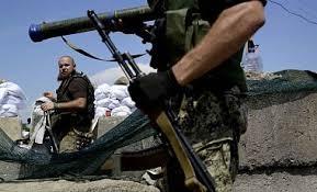 Луганск, бой, ато, ополченцы, украинская армия, жертвы