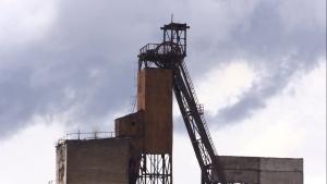 забастовка шахтеров в Лисичанске, задержка зарплаты у шахтеров, Луганские шахтеры, Михаил Волынец, НПГУ