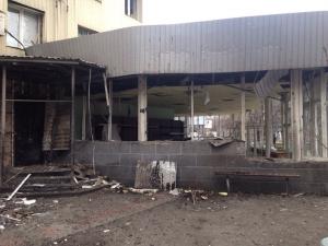 Три района Донецка находятся под обстрелом