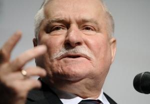 Польша, Лех Валенса, попал в больницу, политика, общество