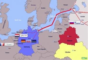 новости, Газмпром,  Северный поток - 2, замена, США,  Германия Меркель Путин Украина