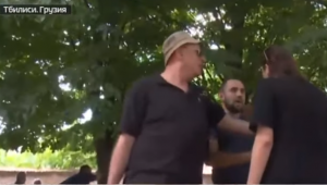 грузия, политика, россия, митинг, протест, россия 24, пропаганда, СМИ