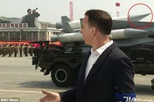 кндр, северная корея, пхеньян, военный парад, ракеты, фейковые ракеты, ненастоящее оружие, иностранные сми
