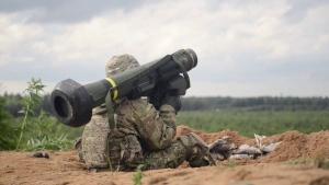 украина, армия, вооружение, Javelin, пентагон, карпентер.