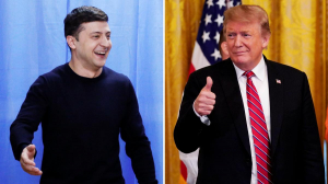 Украина, США, Трамп, Зеленский, Встреча, АП, Тизенгаузен.