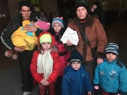 переселенцы и беженцы, донбасс, ато, восток украины, новости украины