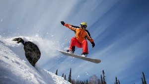 закарпатье, сноубордист, турист, спасатели
