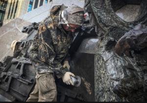 памятник Колашникову, новости России, Москва