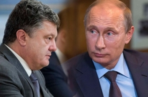 Днепропетровск, раскол в партии Петра Порошенко, увольнение Коломойского, договор Порошенко с Путиным