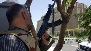 Иран, ближний восток, Тегеран, ИГИЛ, терроризм, нападение, парламент Ирана